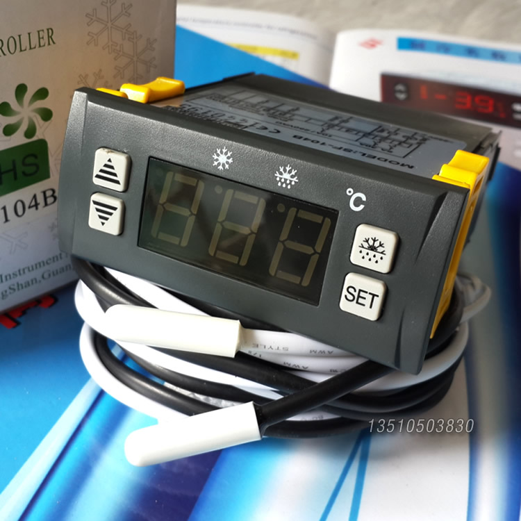 SF-104B thermostat controller electronic temperature thermostat freezer temperature control instrument of Frost temperature 30A taie thermostat fy400 temperature control table fy400 301000