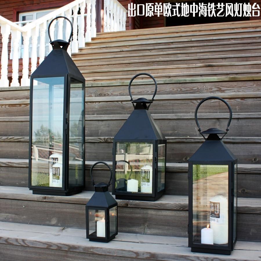 Grote kaars lantaarns promotie winkel voor promoties grote kaars lantaarns op - Decoratie villas ...