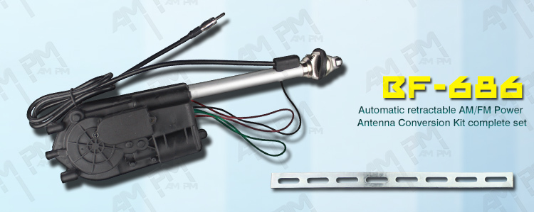Thread Power Antenna Hookup Bose Conversion