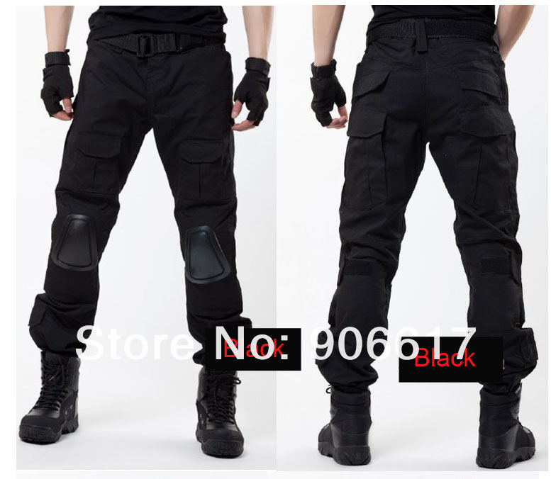 5 szín MILITARY ARMY PANTS TACTICAL AIRSOFT TACTICAL PANTS UTAZÓK SWAT KNEE PAD sport nadrág