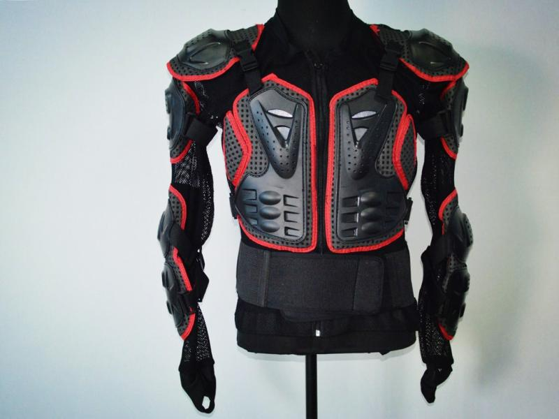 Free shipping motorcycle armor clothing riding armor anti fall suits off road protective gear ski breakers