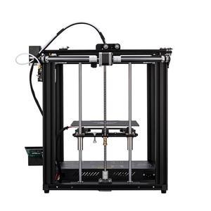 Image 3 - CREALITY Core XY 3d принтер Ender 5 V1.1.4 материнская плата полностью металлическая рамка Ender 5 3D принтер DIY с отключением питания печать
