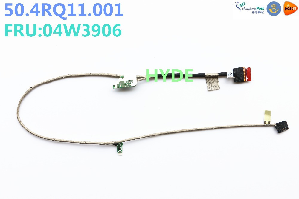 NEW 50 4RQ11 001 LVDS CABLE FOR LENOVO THINKPAD X1C Carbon FRU 04W3906 LED LVDS CABLE