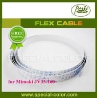 Mimaki JV33 160 Printer Cable Flex Cable (30PIN 3pcs,50PIN 1pc)