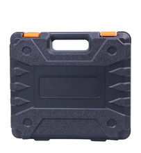 12V 16.8V 25V portable electric drill suitcase box electric screwdriver plastic case box power tool carry box(China)
