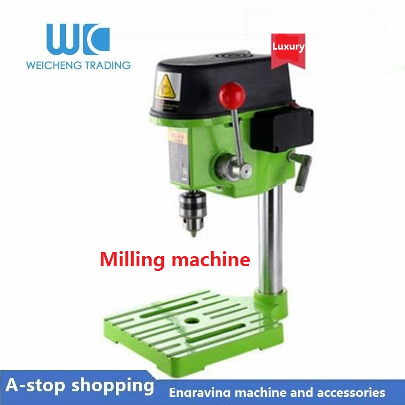 Mini Mini Precision High Speed Bench Drilling Machine Milling Machine Small Household Multifunctional Bead Tool 220v 480wMini Mini Precision High Speed Bench Drilling Machine Milling Machine Small Household Multifunctional Bead Tool 220v 480w