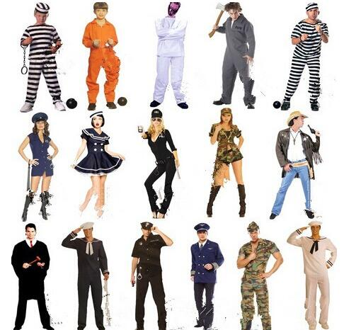 Online Shop Prisoners costume Police uniforms roleplaying game serving dress Halloween inmates serving dress children Adults Prison Uniform | Aliexpress ...  sc 1 st  Aliexpress & Online Shop Prisoners costume Police uniforms roleplaying game ...