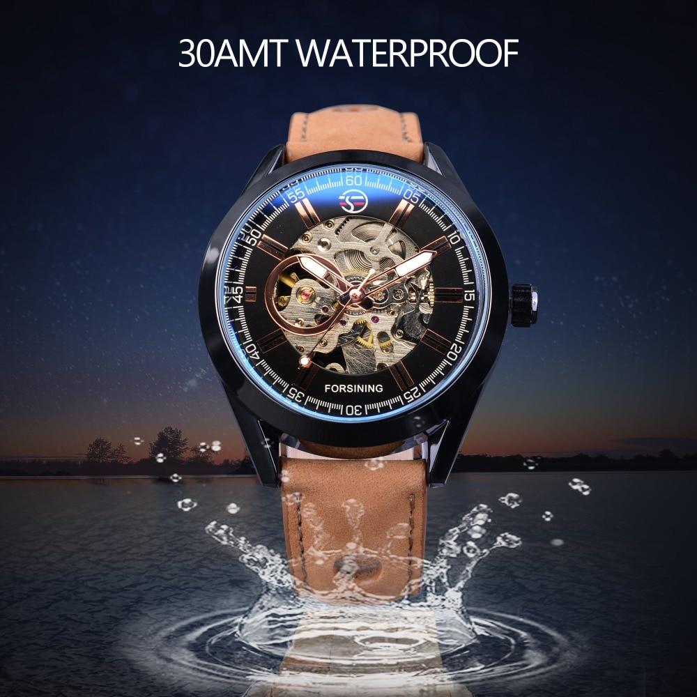 HTB1qyYgiv6H8KJjSspmq6z2WXXaN Forsining 2017 Mens Casual Sport Watch Genuine Leather Top Brand Luxury Army Military Automatic Men's Wrist Watch Skeleton Clock
