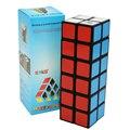 Nueva witeden 2x2x6 cuboid cubo mágico profesional negro/blanco pegatinas de competición velocidad cubos del rompecabezas juguetes para niños de los niños