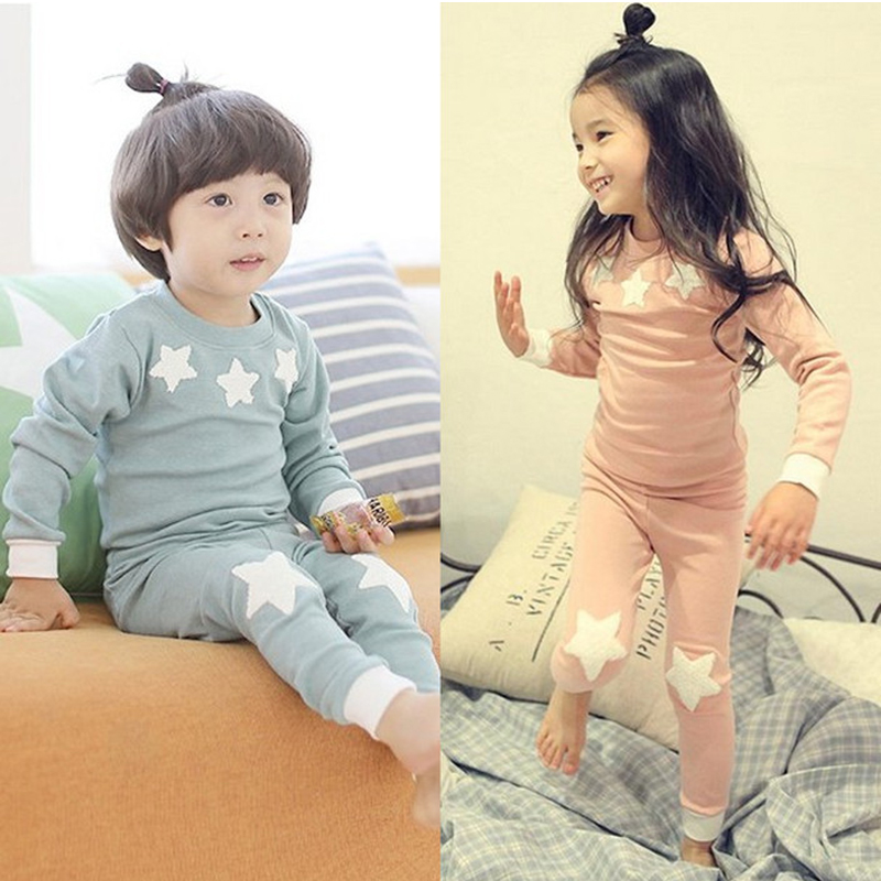 Winter children's   pajamas   baby boys christmas   pajamas     sets   kid clothing   pajamas   for girls pijama infantil kids boy pyjama enfant