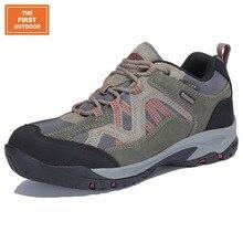 TFO Winter Men Mountain Climbing Shoes Trekking Shoes Waterproof Shoes Breathable Sneakers Men hiking Shoes 842543