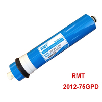 RMT ULP-2012-75GPD RO Membran Ters Osmoz su filtresi kartuşu su arıtıcısı Genel Ortak ters osmoz filtresi Sistemi Standart