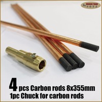 Car Dent Repair Shrinking Rods Carbon Electrodes Graphite Pen Spot Welding Tools Stud Welder Studder Accessories