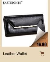 eastnights 2017 новый дизайнер из натуральной кожи женщин бумажник цветочным узором дамы кошелек фирменное наименование мешок муфты wl039