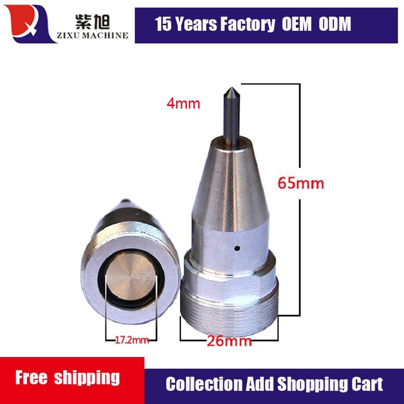 Testa pneumatica dell'incisione delle componenti dell'ago della punzonatrice del punto del punzonatore di CNC Trasporto libero