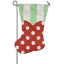 Christmas Stockings Flag Garden Flag Indoor Outdoor Home Shop Decor navidad decoraciones para el hogar