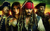 Caribbean Pirates Ship backdrops Vinyl cloth High quality Computer printed party Photography Backgrounds