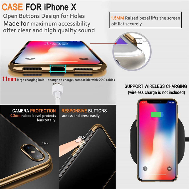 TPU Case For iPhone XS Max (6)