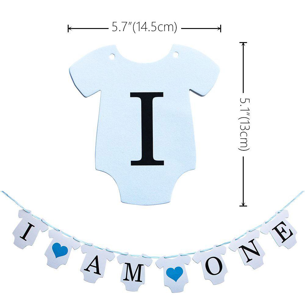 ZLJQ 3rd Third Happy Birthday Balloon Banner Party Set Mylar Latex Globos 1st 2nd Boy Girl Baby Shower Decoration Kit In Ballons Accessories From