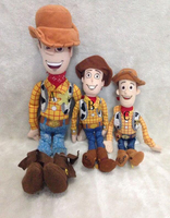 Toy Story Woody Plush Toy Figure Toy Soft Stuffed Doll Hot Sale Girls for Children Boys Toys