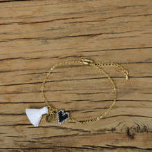 Shinus MIYUKI Boho Chic Bracelet Heart Bracelets For Women Pulseira Mujer Mode 2019 Handmade Summer Jewelry Gold Chain Girl Gift chic heart geometric bracelet for women