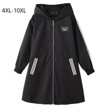 10xl casaco fino longo