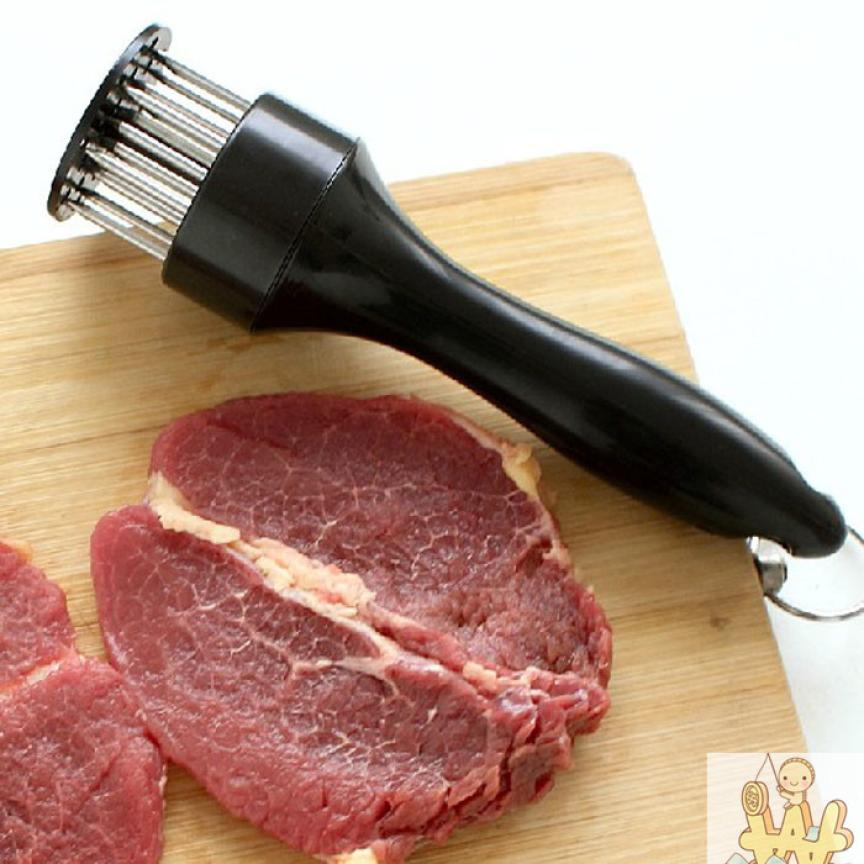Профессия отбивной молоток для мяса иглы с нержавеющая сталь кухня инструменты июля