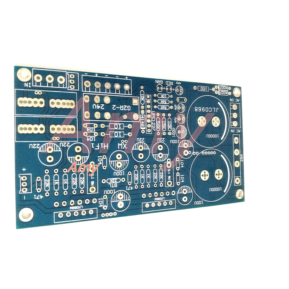 Cheap Dual Channel Lm3886 Fever Amplifier Board With Speaker Circuit 10pcs 1010cm Double Side Prototype Pcb Printed Boards Fabrication
