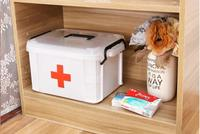 YJB21 YJB40 3M Portable Multi Layers First Aid Kit Medicine Receipts Household Medicine Kit