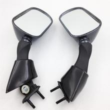 For Motorcycle Yamaha FJR 1300 FJR1300 2003 2004 2005 Carbon OEM Replacement Mirrors