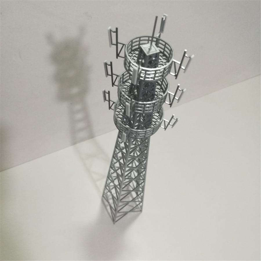 1 ピース/ロット ho n z スケールモデルタワービル風景砂鉄道鉄道手すり列車のレイアウト  グループ上の おもちゃ & ホビー からの モデル構築キット の中 3