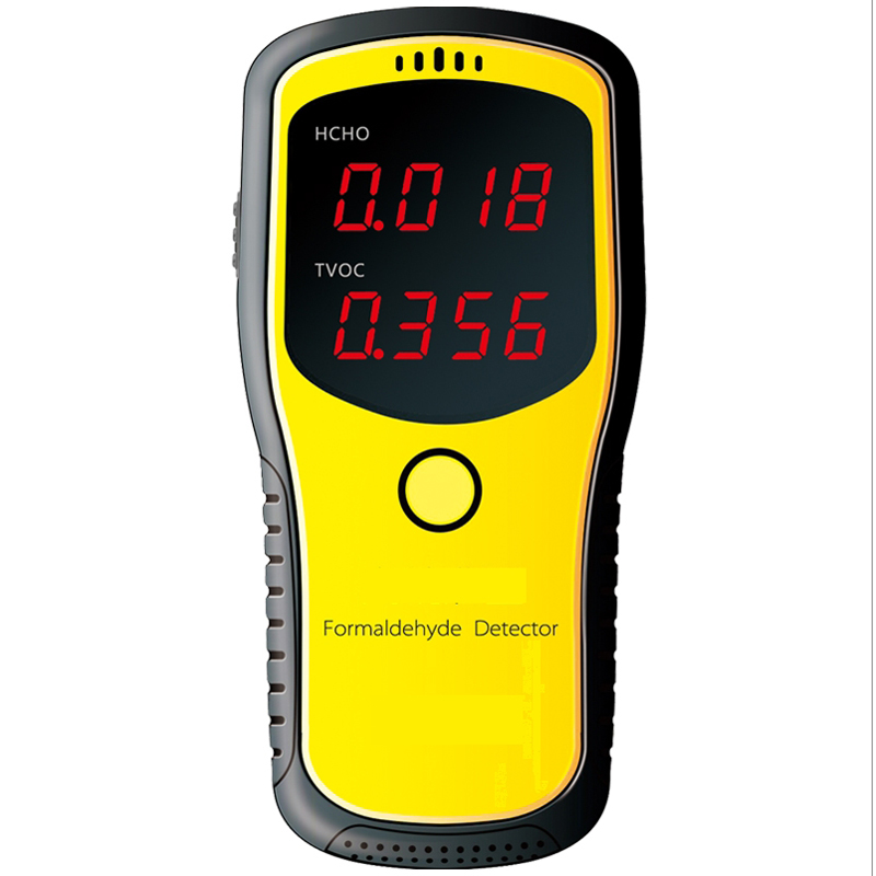 Digital Formaldehyde Detector Meter HCHO & TVOC Meter Air Analyzers Unit mg/m3 digital formaldehyde detector meter hcho
