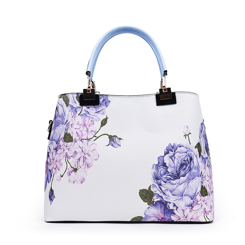 Women shoulder bag 2017 new PU leather printing lady Crossbody bags casual Messenger bag women's handbags Fashion bolsas