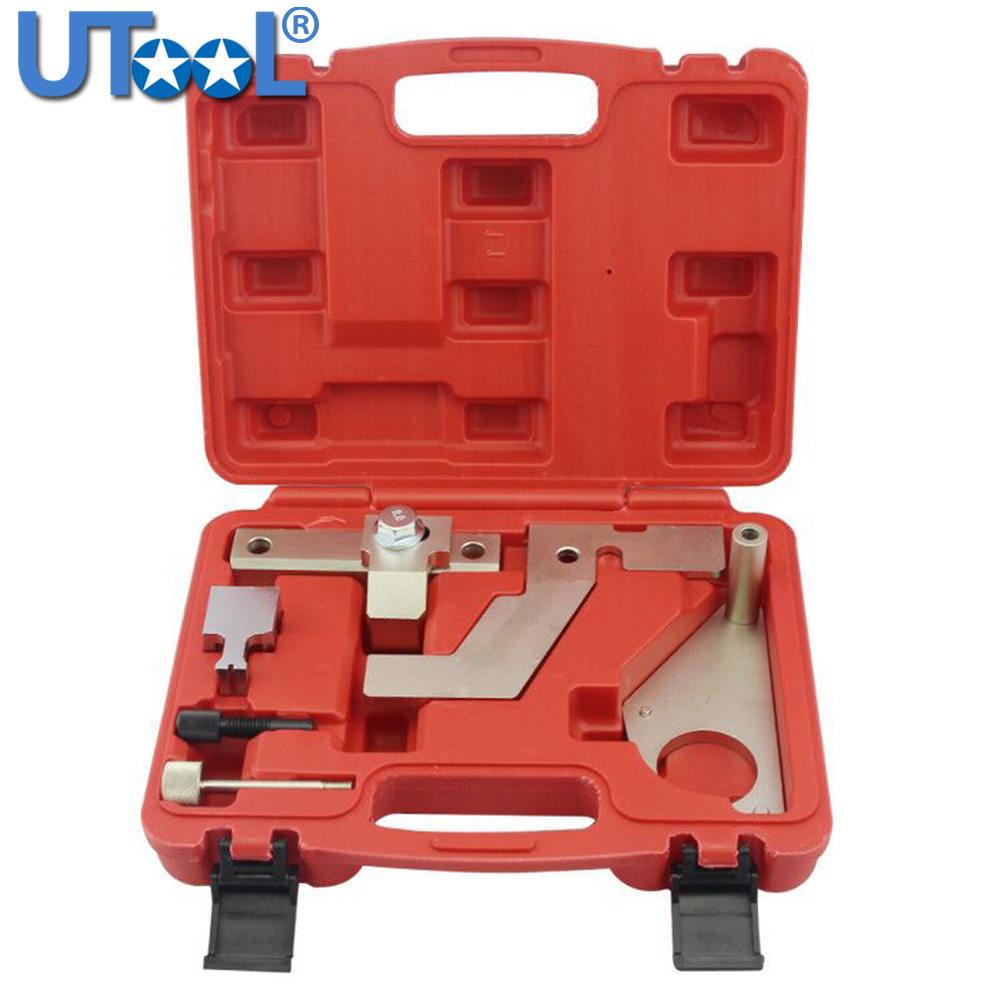 Engine Camshaft Timing Locking Tool Kit For Land rover Evoque 2.0T Range Rover SI4 Evoque Crank Cam FlywheelEngine Camshaft Timing Locking Tool Kit For Land rover Evoque 2.0T Range Rover SI4 Evoque Crank Cam Flywheel