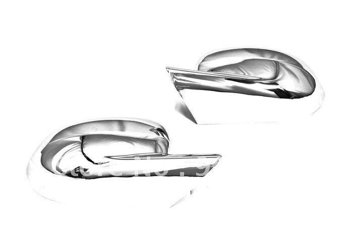 Haute Qualité Couverture Chrome Miroir pour Dodge Caliber 07-09 livraison gratuite