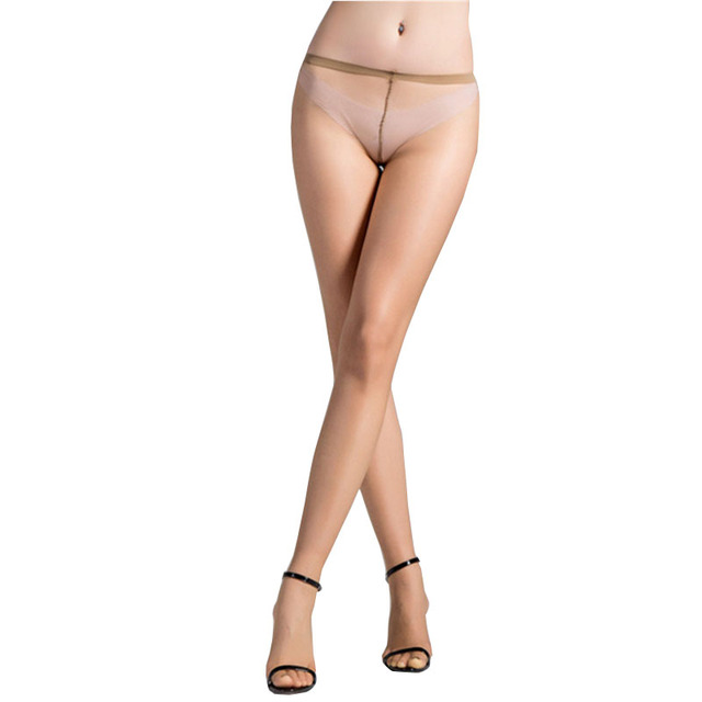 7817bf656 € 2.59 |Yehury Super fina Lencería Stealth sin cintura baja pantimedias  medias de Nylon femenina pantimedias Sexy, mujeres medias en Medias de Ropa  ...
