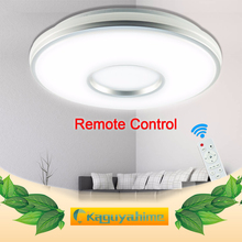 LED Ceiling Lights  AC 220V 240V Modern Ceiling Lamp LED lamparas de techo led lamp Living Room Bedroom Remote Control For Home недорго, оригинальная цена