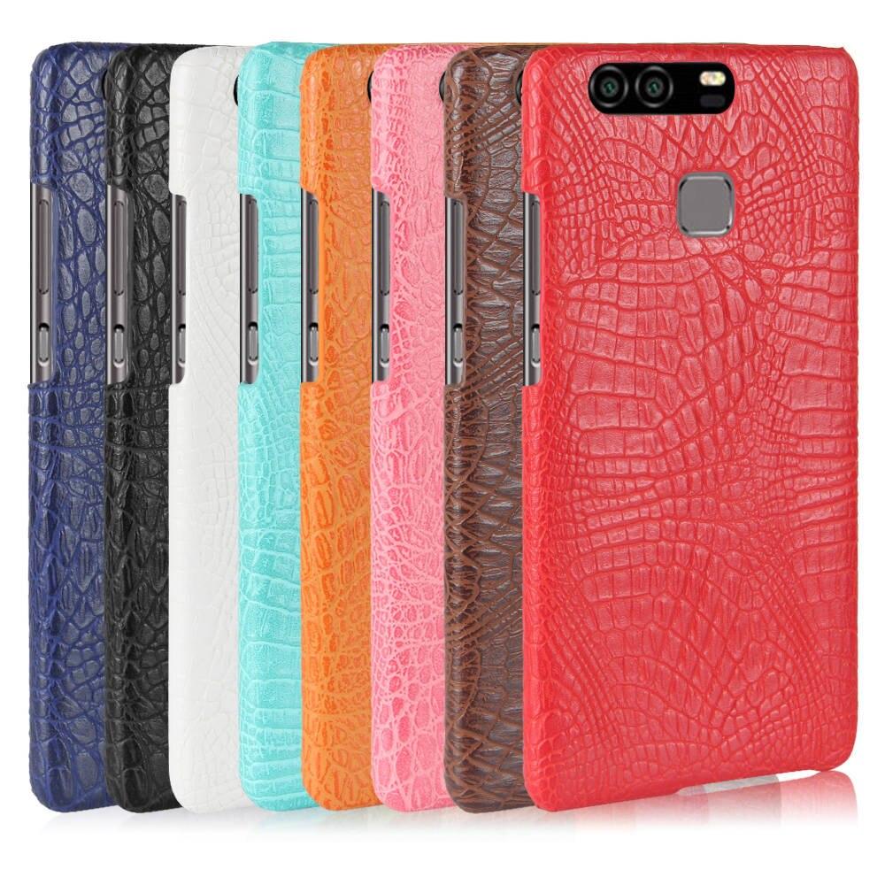 Crocodile Case for Huawei P9 EVA-L09 EVA-L19 EVA-L29 Hard PC Protective Phone Cover Coque for Huawei P 9 EVA L09 L19 L29 Case