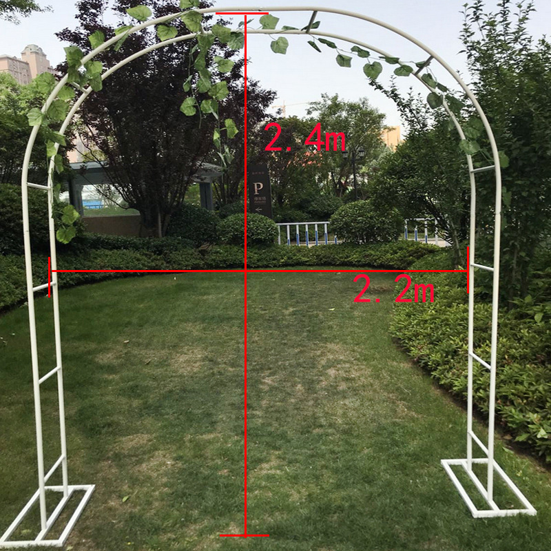 Bridal-Arch-Frame-Background-Decoration-Cherry-Blossom-Arch-Flower-Stand-Door-Wedding-Party-Decoration-Props. (5)