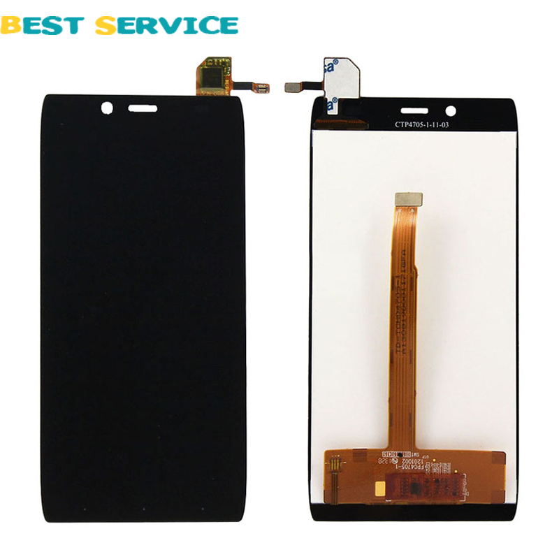 For Alcatel One Touch Idol Alpha OT6032 6032 LCD Display With Touch Screen Digitizer Assembly Free shipping