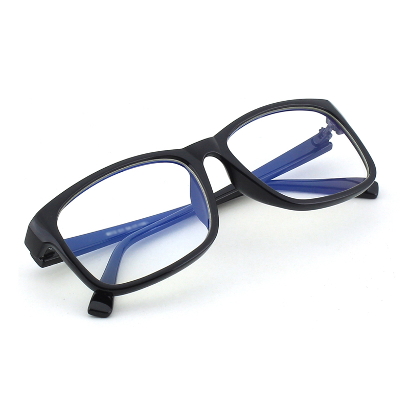34fc0a2eb3 CGID Blue Light Blocking Glasses Anti Glare Fatigue Blocking Safety Glasses  for Computer Phone Vintage Rectangle Frame CT12-in Eyewear Frames from  Apparel ...