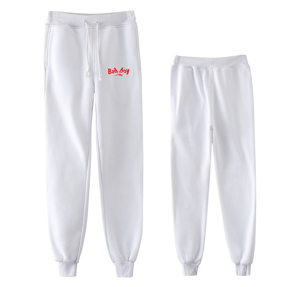 LUCKYFRIDAYF Harajuku RED Velvet Wrapped Print Autumn Hot Sale Casual Women And Men Sweatpants Jogger Slim Fashion Pants