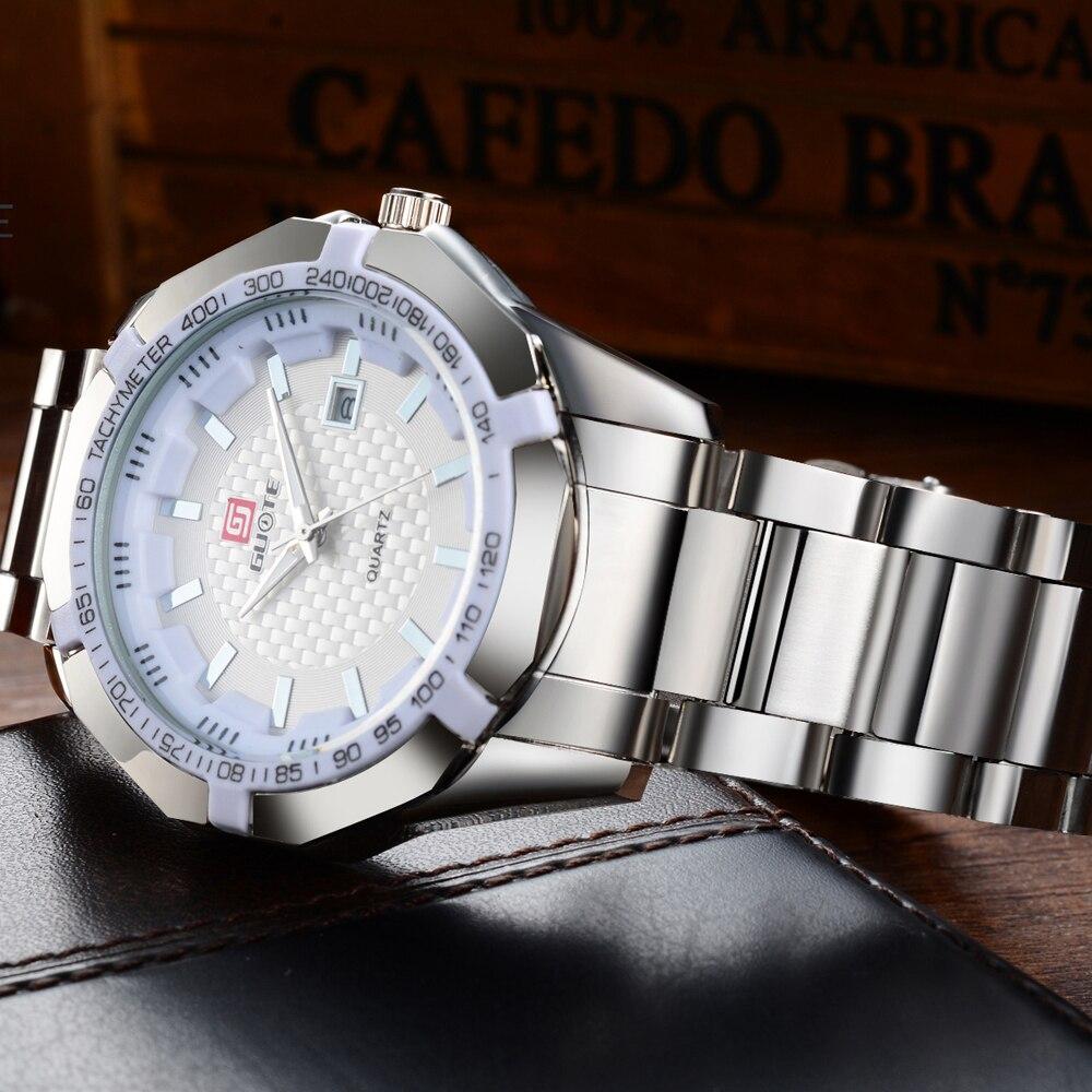 2016 Wodoodporny kalendarz Moda Sport Men Watch Luxury Brand Pełna - Męskie zegarki - Zdjęcie 4