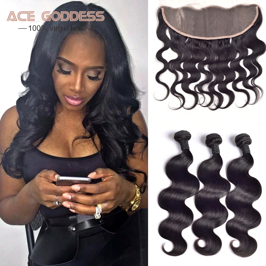how to cut baby hair on lace closure