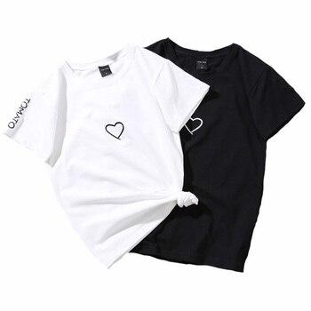 Camiseta corazón 1043