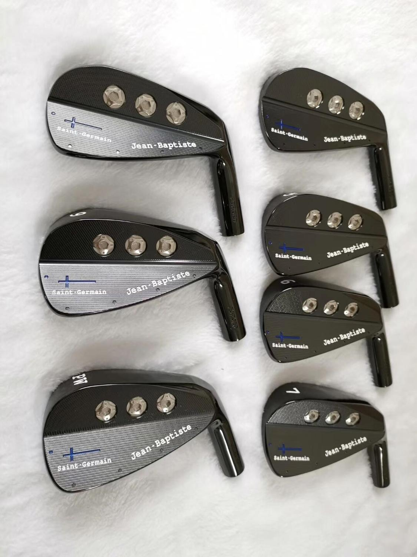 Jean Baptiste Saint Germain Blade Iron  Head Set  Golf Forged Irons Golf Clubs 4-9P (7pcs)Golf Clubs Head No Irons Shaft