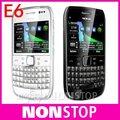E6 original nokia e6 wifi gps 3g gsm 8mp 3.2 ''touchscreen desbloqueado celular