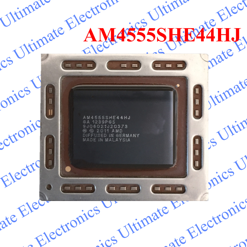 ELECYINGFO Refurbished AM4555SHE44HJ BGA chip tested 100% work and good qualityELECYINGFO Refurbished AM4555SHE44HJ BGA chip tested 100% work and good quality