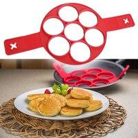 1PCS Non Stick Flippin Fantastic Nonstick Pancake Maker Egg Ring Maker Kitchen Mold Cooking Tools
