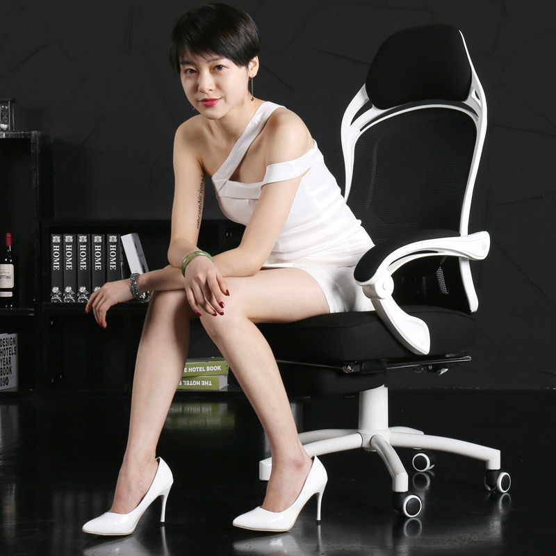 font b Network b font gaming chair multi function lifting office chancery boss chair lying
